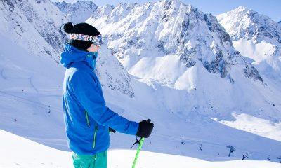 Se préparer avant une descente en ski