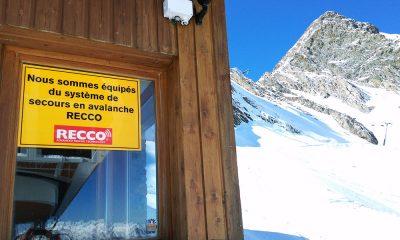 Station de ski équipée Recco