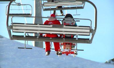 Ski en fauteuil pour personne à mobilité réduite