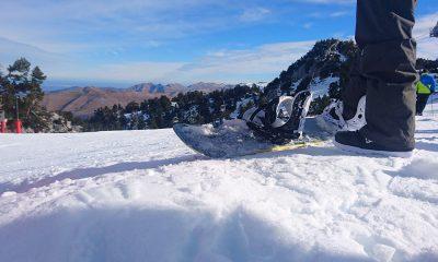 Snowboard à La Pierre Saint Martin