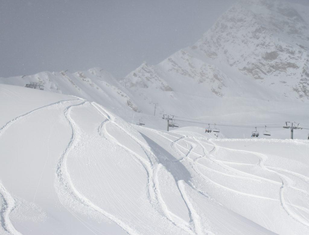 Cauterets sous la neige