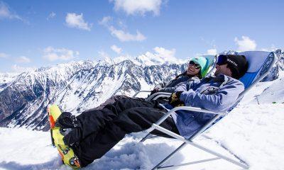 Le ski de printemps dans les Pyrénées, c'est soleil et détente !