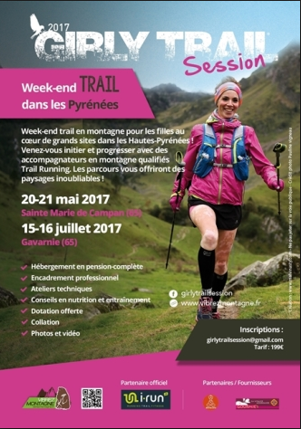 Week-end girly trail session - Payolle Grand Tourmalet