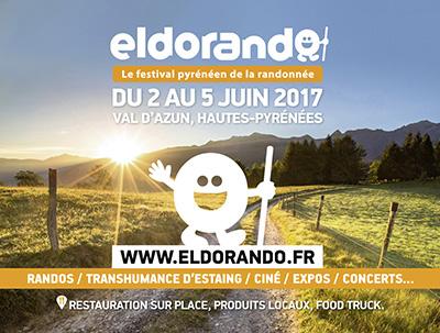 affiche festival eldorando randos transhumance ciné expos concerts