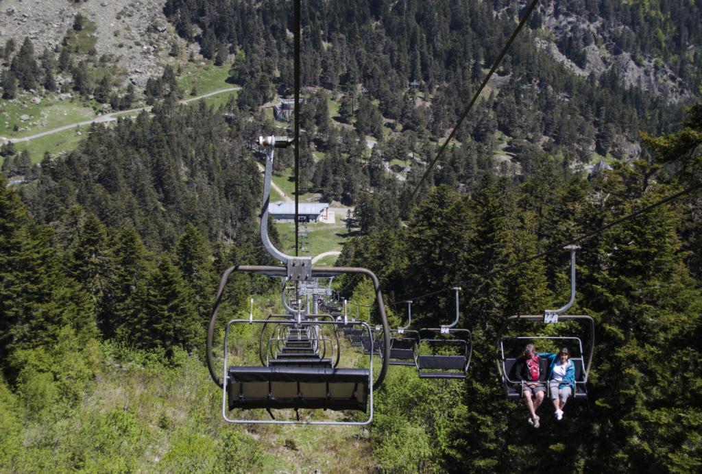 Randonnée en montagne dans les Pyrénées