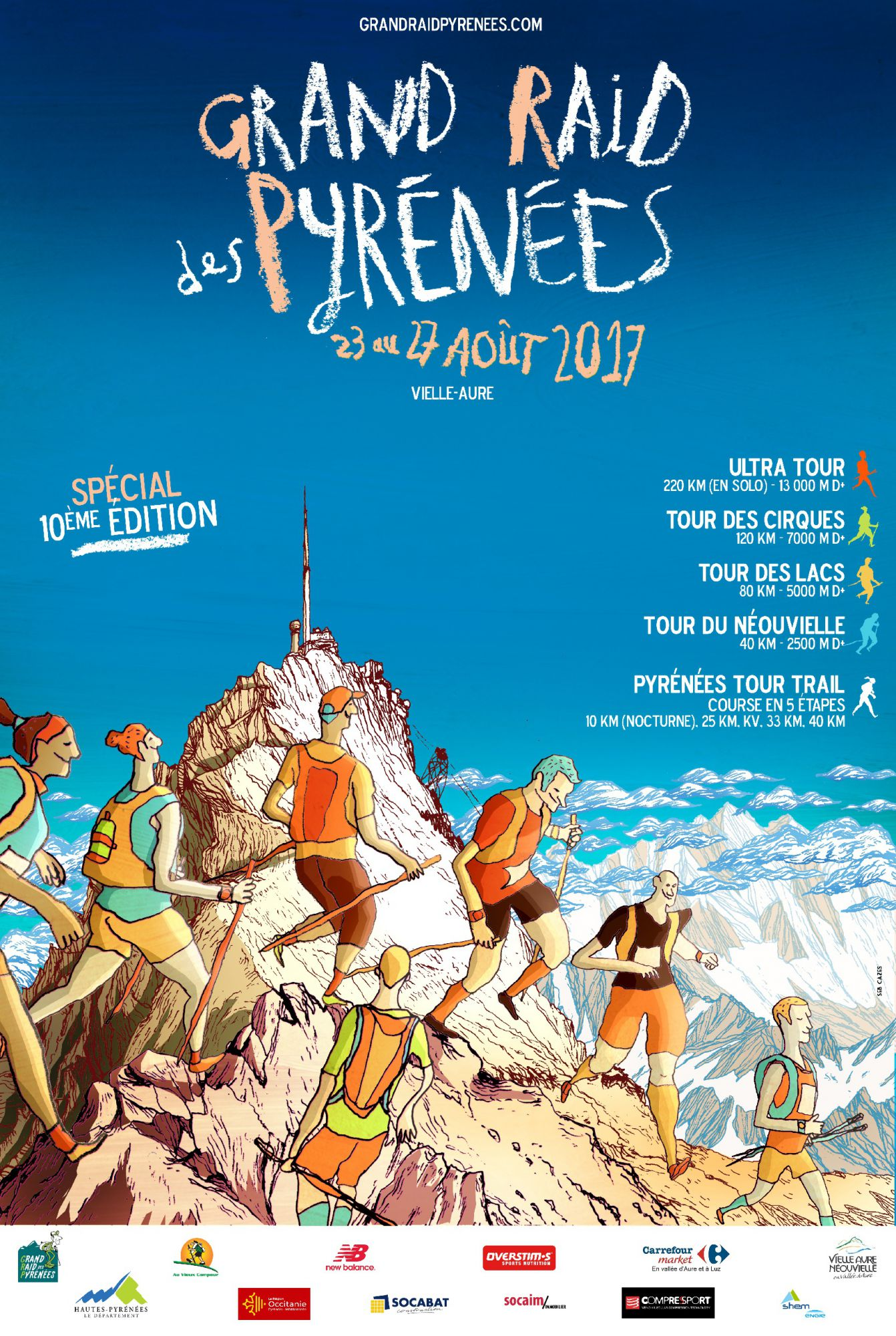 Grand Raid des Pyrénées (GRP)