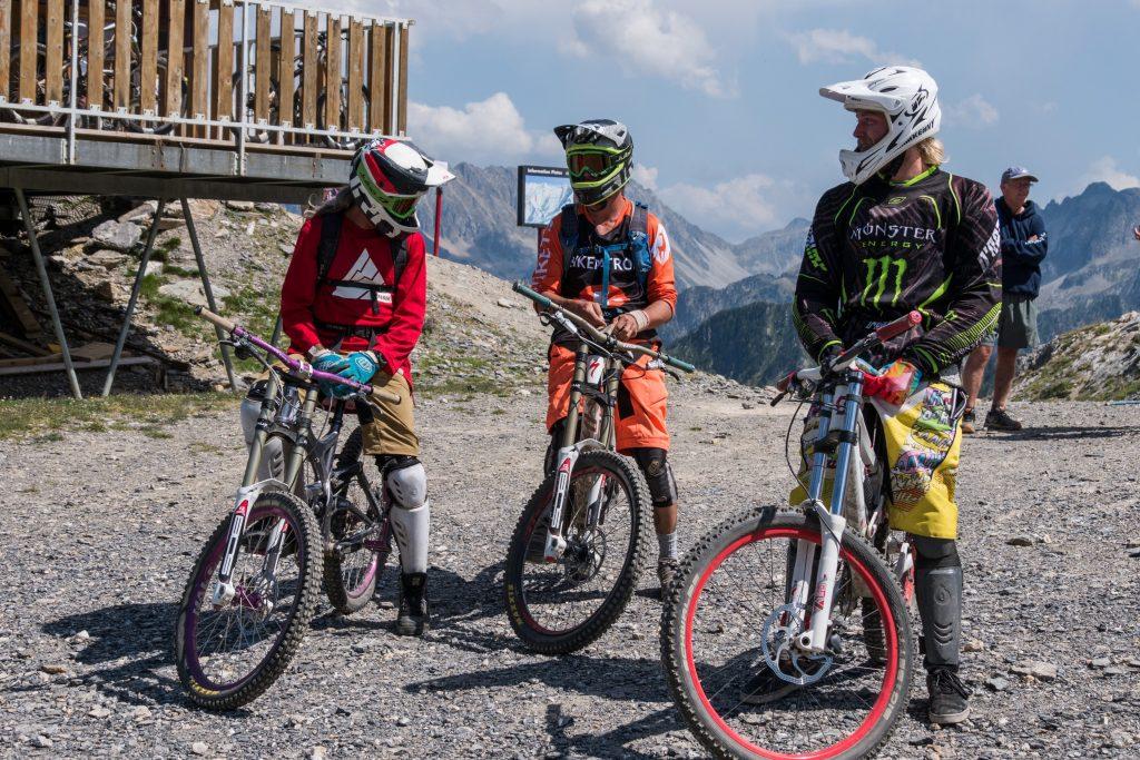 Entre potes et en VTT sur le bike park de Cauterets - Pyrénées
