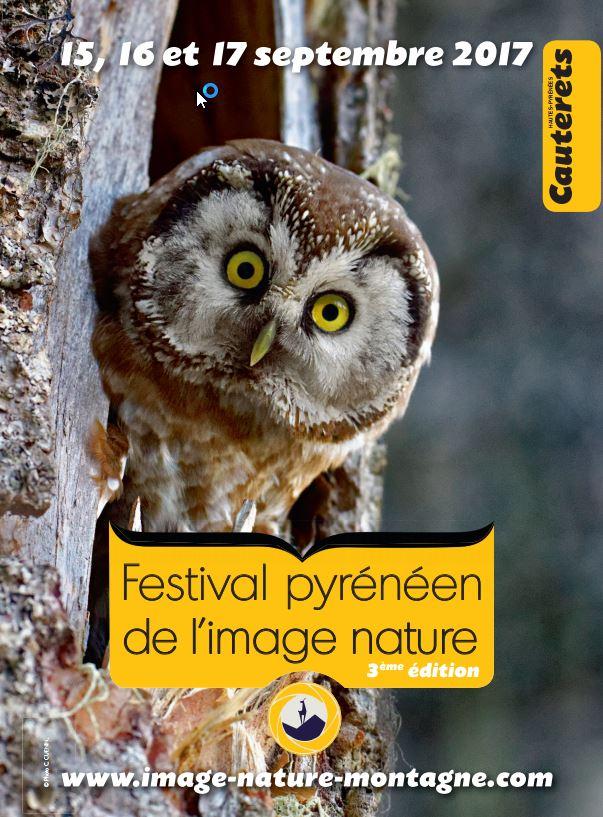 Festival Pyrénéen l'image en nature - Cauterets - Pyrénées