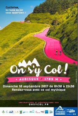 On s'y col ! - Col d'Aubisque - Gourette Pyrénées