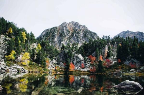 L'automne dans les Pyrénées