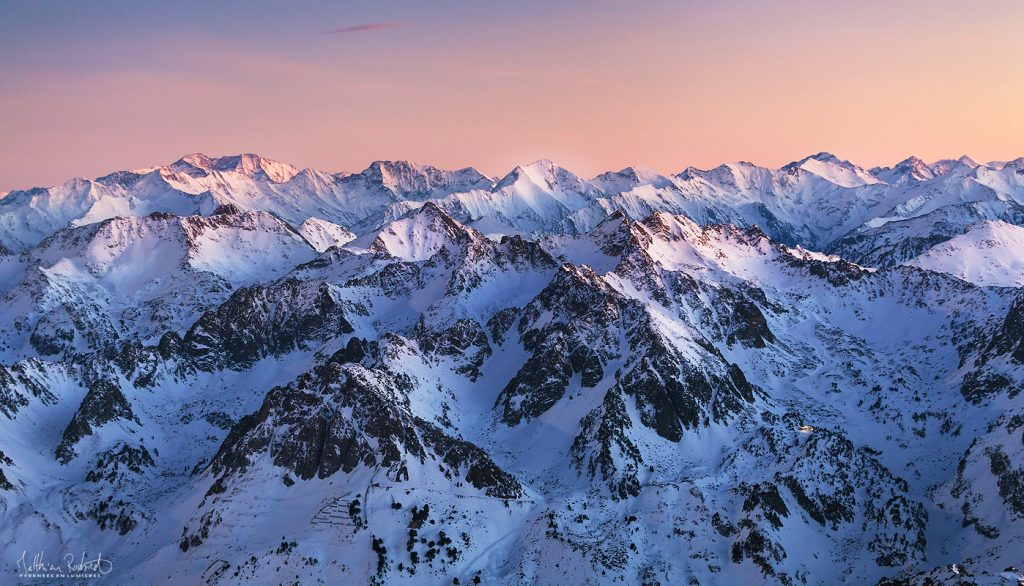 Pic du Midi - Pyrénées - Photo : Matthieu Roubinet