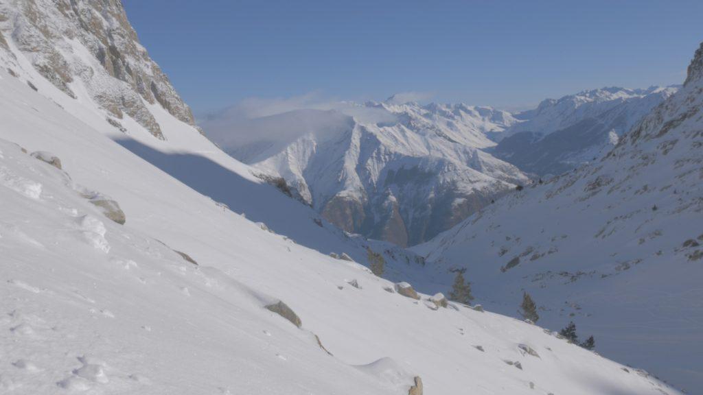 Ski à Luz Ardiden - Pyrénées - N'PY