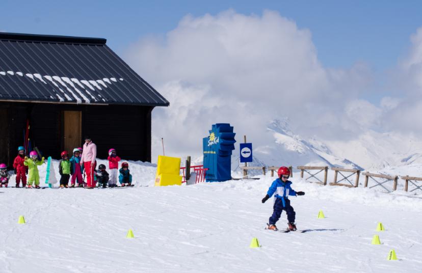 Cours de ski - N'PY