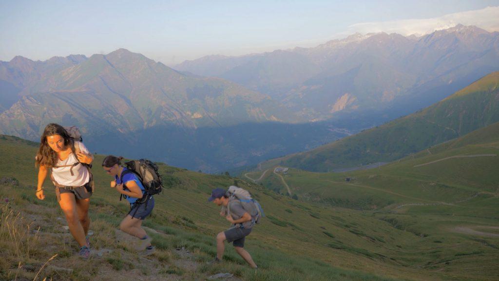 Col de Riou - Pyrénées