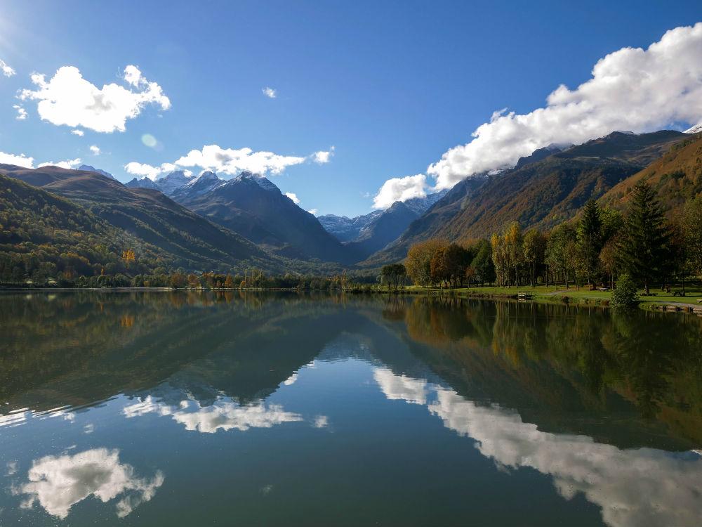 Lac de Génos-Loudenvielle - Activités Pyrénées
