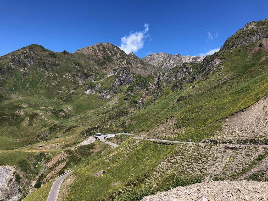 Étape Tour de France Tarbes-Barèges