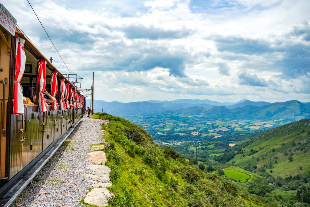 Train de La Rhune - N'Py